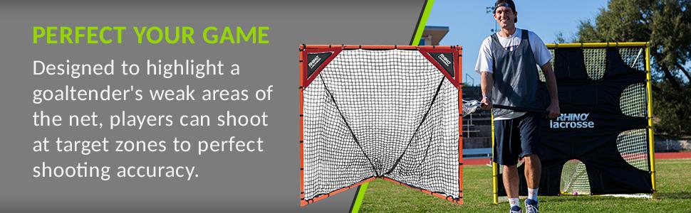 Champion Sports Lacrosse Nets and Goal Targets - LNGL amp; LAXCT amp; LNGPROXXYL amp; LGT