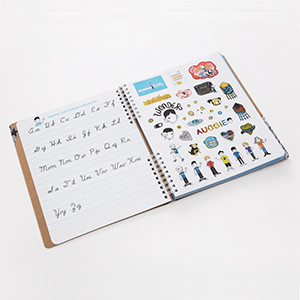 Wonder School Planner: A Week-at-a-Glance Kids Planner with ...