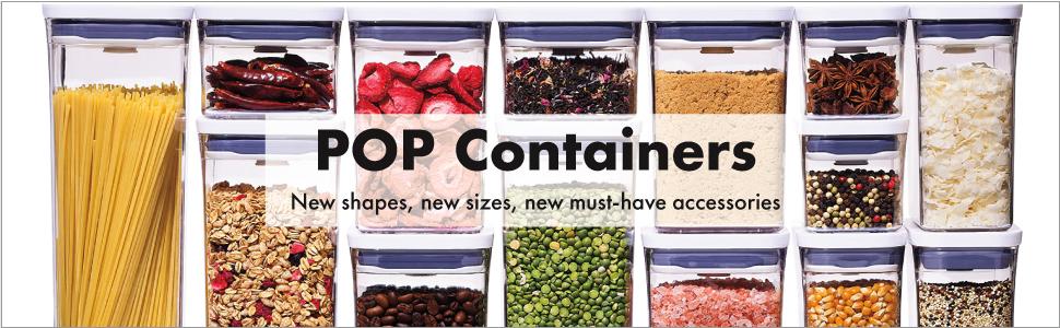 OXO POP Open Stock