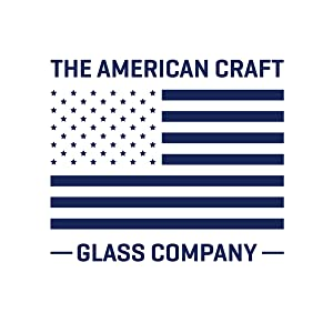Glass Made in the USA