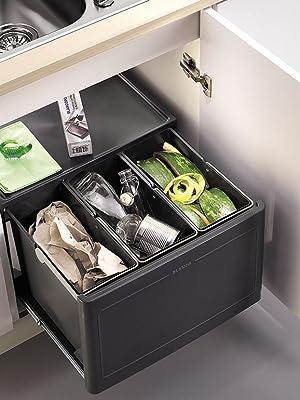 Abfallsystem Für Die Küche