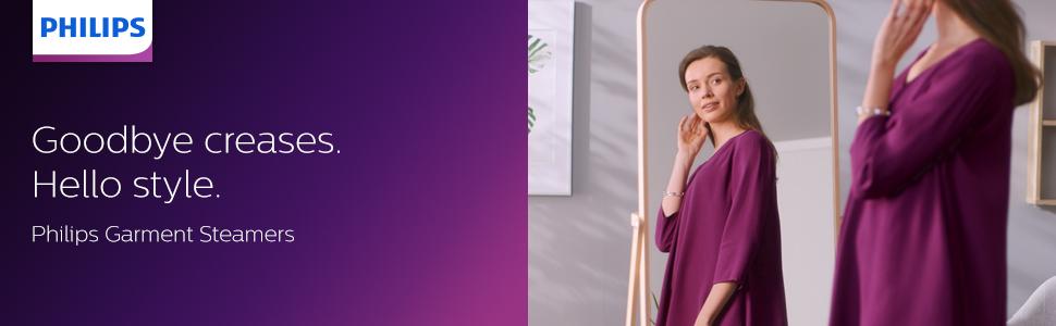 Philips Garment Clothes Steamer