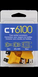 CT6100 Fuse Socket Connectors