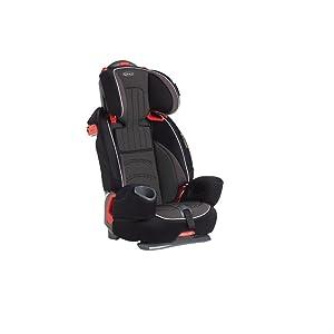 1f112c78647 Graco Nautilus Elite Harnessed Booster Car Seat, Group 1/2/3 ...