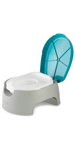 3 in 1 Potty, Development Potty, Potties for Babies, Gifts for New Moms, Gifts for Expecting Moms