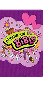 Hands-On Bible NLT (Softcover): Tyndale, Group Publishing
