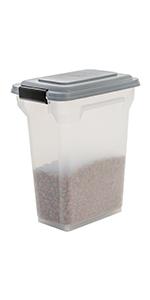 Boîtes alimentaire hermétique en plastique Air Tight Food Container ATS-M