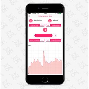 Ejercitador suelo pélvico Kegel con App - Diseñadas por médicos y especialistas. Tonifica y recupera el control de la vejiga. Mejora tu salud pélvica ...