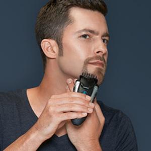Lo strumento perfetto per qualsiasi stile di barba.