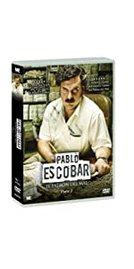Pablo Escobar: El Patron del Mal Pt. 2 DVD