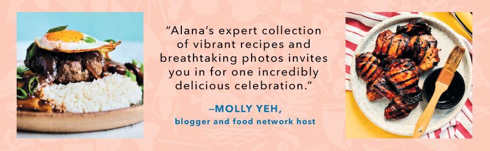 aloha kitchen;hawaii;hawaiian recipes;recipes from hawaii;gifts for mom;molly yeh;molly on the range