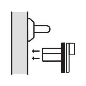 ENTR,yale,smart door lock,digital lock,digital door lock,smart lock,fingerprint,touchpad,remote