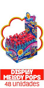 Display Melody Pops 48u