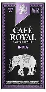 Café Royal Nespresso* kompatible Kapseln - Single Origin India