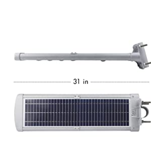 solar led flood light, led floodlight, solar bright light, 3000 lumen solar light