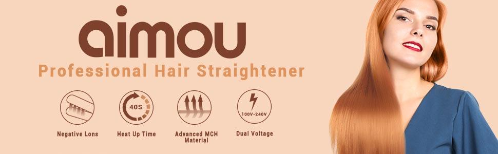 aimou hair straightener