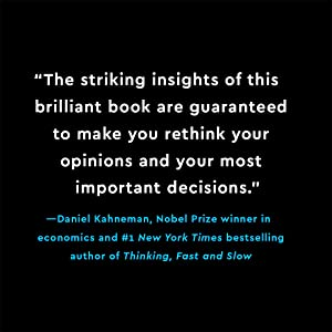 Think Again Adam Grant Daniel Kahneman