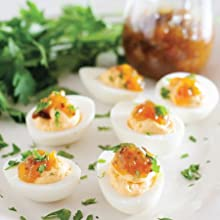 Spice-Trade Deviled Eggs