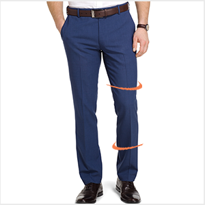 van heusen, slim fit mens pants, traveler fresh defense pant, mens pants