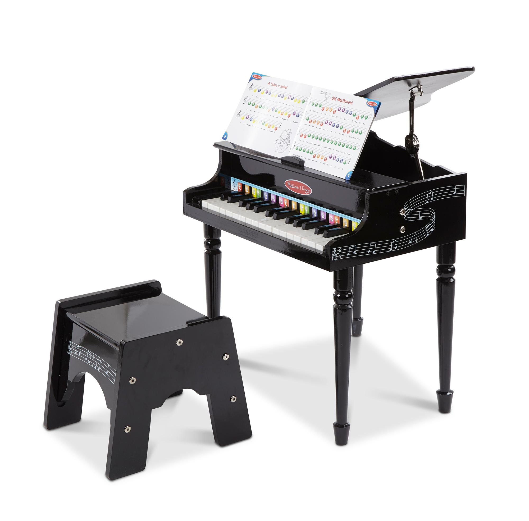 melissa doug learn to play classic grand piano with