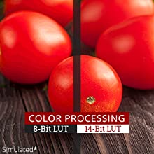 Professional Color Processing