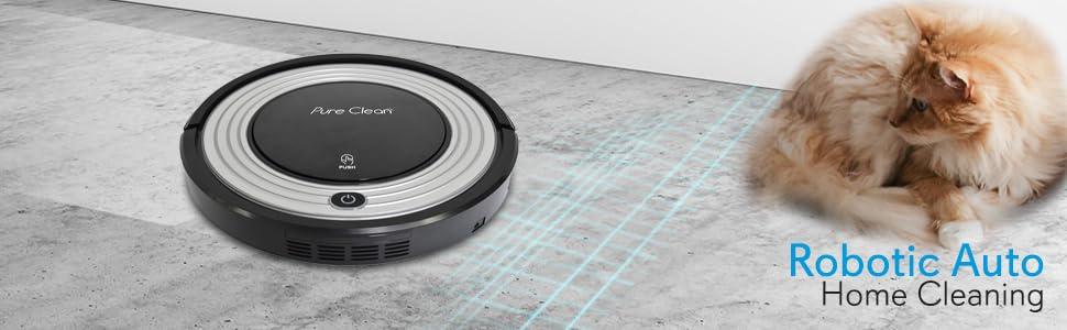 Robot Vacuum, Robot Vacuum Cleaner, Robotic Auto Cleaner, Automatic Vacuum, Smart Vacuum