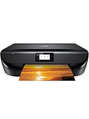 HP Envy 5010 - Impresora multifunción (Wifi, Bluetooth, HP Smart, pantalla táctil, bandeja de entrada de 80 hojas)