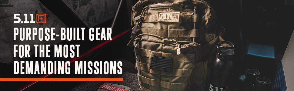 5.11 511 tactical gear backpack
