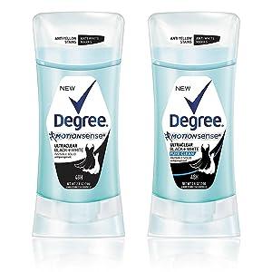 About Degree Deodorants & Antiperspirants