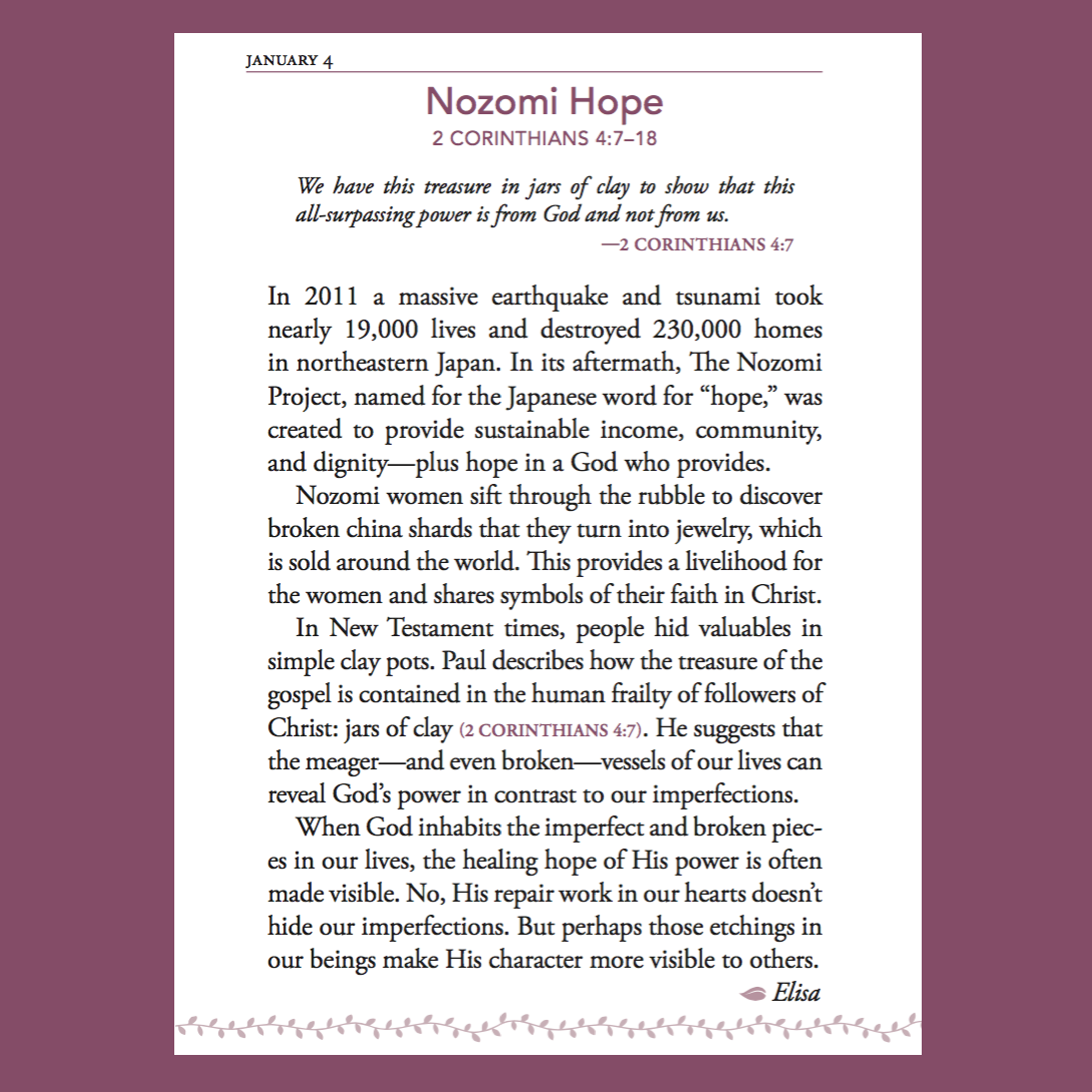 God Hears Her: 365 Devotions for Women by Women: Our Daily Bread