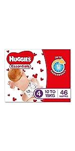 Huggies Essentials Nappies