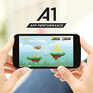 A1 app performance microsd smartphone tablet android kindle fire hd nintendo switch games apps