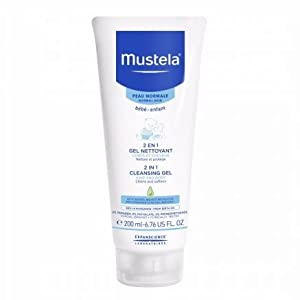 Gentle daily cleanser for hair and body, hypoallergenic, natural formula, tear-free.