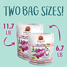 Two Bag Sizes