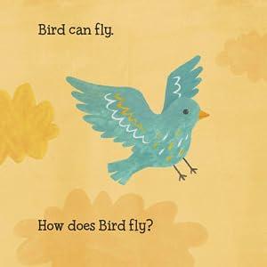 Bird can fly. How does Bird fly?