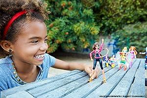 DC Super Hero filles FJG70 Cheetah Action Figure