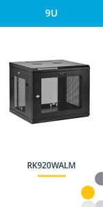 wall-mount server rack