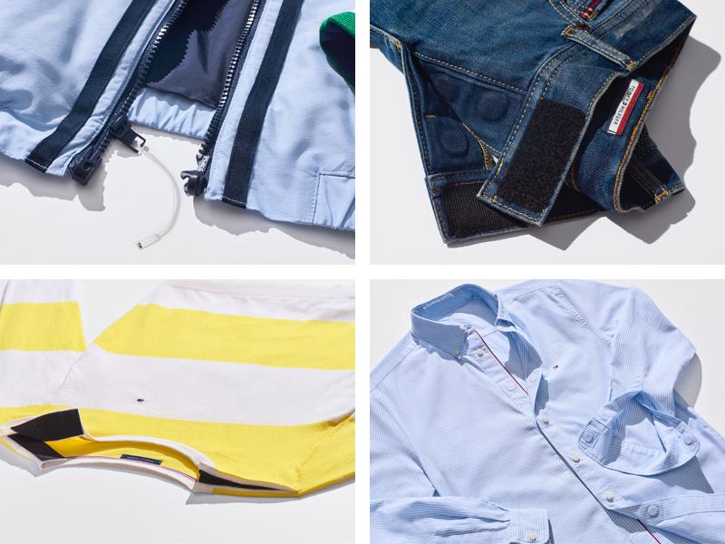 Tommy Hilfiger Adaptive clothing innovation
