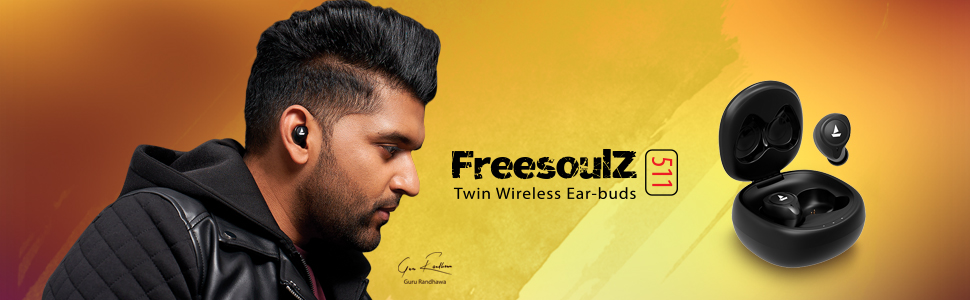 boAt, audio, Nirvana, Freesoulz 511, banner