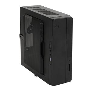 UK 1007 UK1007 VESA 150W CAJA ORDENADOR ITX PROFESIONAL BARATA USB 3.0  CARDREADER