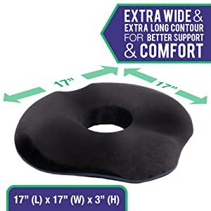 donut ring cushion
