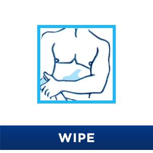 How to Use Nair: Wipe