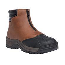 Amazon.com | Propet Men's Blizzard Ankle Zip Boot | Chukka