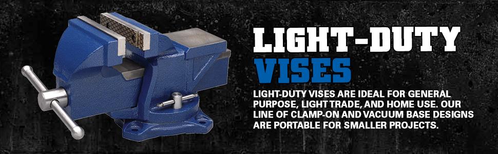 Light Duty Vises