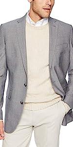 kenneth Cole, blazer, slim, stretch, mens