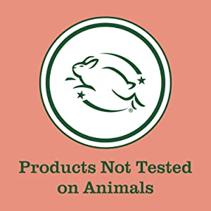 Products Not Tested on Animals