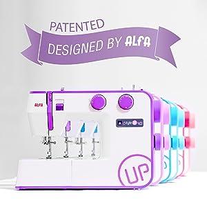 Alfa, expertos en máquinas de coser desde 1920
