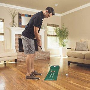 accelerator pro, golf putting, putting mat, putting green, at home putting