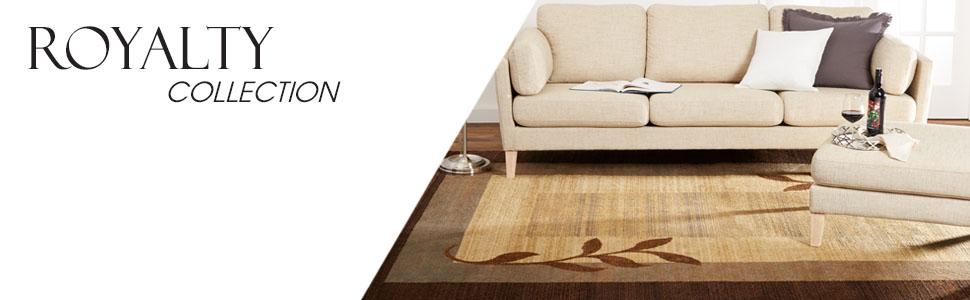 brown rugs, ivory rugs, safavieh rugs, nuloom rugs, unique loom rugs, living room rugs, 8x10 rugs