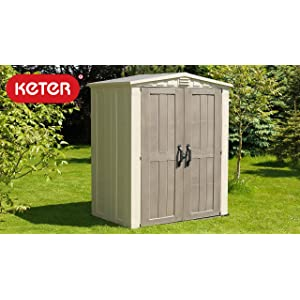 welcome to keter sheds